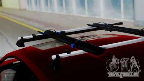 Volkswagen Jetta Stance pour GTA San Andreas vue de droite