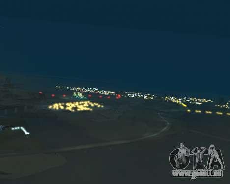 Project 2dfx 2.5 pour GTA San Andreas cinquième écran