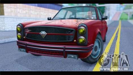GTA 5 Benefactor Glendale Special IVF für GTA San Andreas