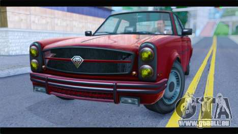 GTA 5 Benefactor Glendale Special IVF pour GTA San Andreas
