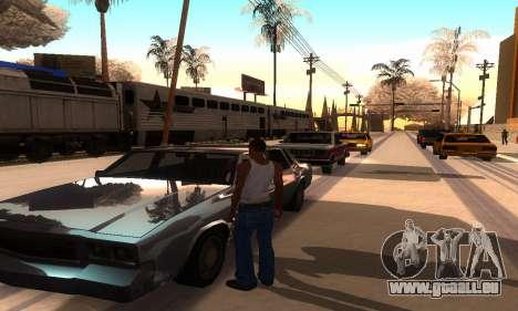 ENB Series pour PC moyen pour GTA San Andreas