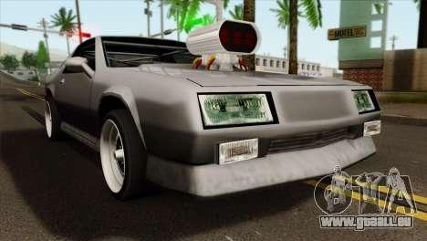 Buffalo Supercharged für GTA San Andreas