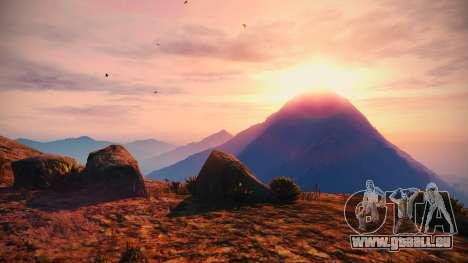 GTA 5 Crying Lightnings FX deuxième capture d'écran