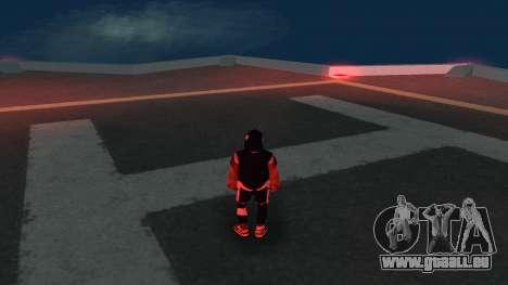 Austausch der Obdachlosen v1 für GTA San Andreas dritten Screenshot
