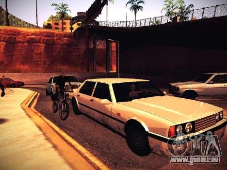 ENB Caramelo für GTA San Andreas neunten Screenshot