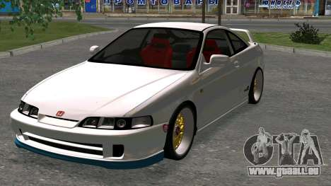 Honda Integra Type R 2000 für GTA San Andreas rechten Ansicht