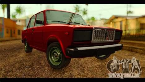 VAZ 21074 pour GTA San Andreas