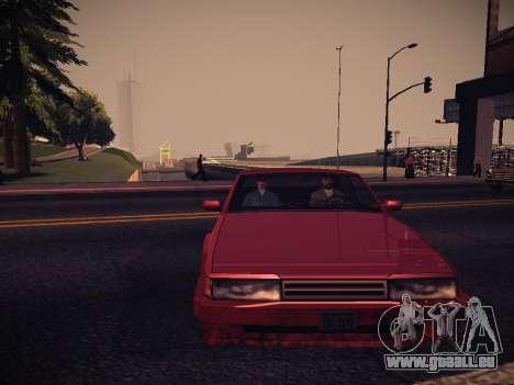 ENB Caramelo pour GTA San Andreas cinquième écran
