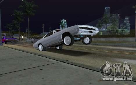 Auto-Wheelie für GTA San Andreas