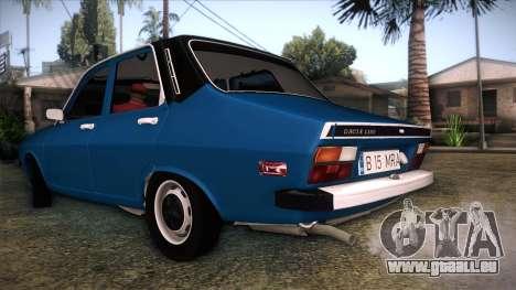 Dacia 1310TS 1981 pour GTA San Andreas laissé vue
