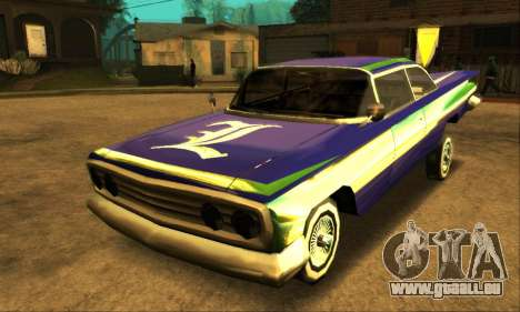 Luni Voodoo pour GTA San Andreas