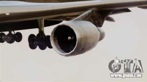 GTA 5 Caipira Airways für GTA San Andreas rechten Ansicht