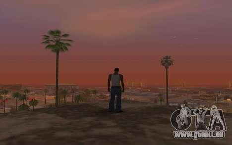 Timecyc & Colormod pour GTA San Andreas cinquième écran