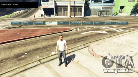 GTA 5 Native Trainer dritten Screenshot