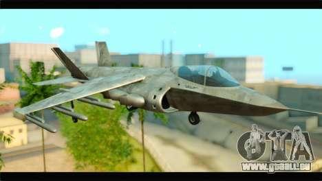 Mammoth Hydra v1 pour GTA San Andreas