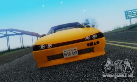 Elegy Hatchback v.1 für GTA San Andreas