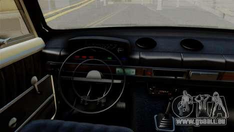 VAZ 2101 BC pour GTA San Andreas vue de droite