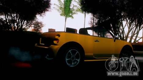 GTA 5 Weeny Issi IVF für GTA San Andreas linke Ansicht