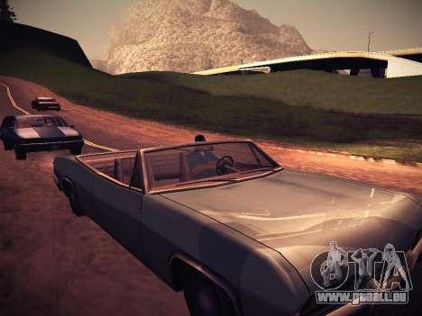 ENB Caramelo pour GTA San Andreas sixième écran