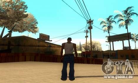 ENB Series pour PC moyen pour GTA San Andreas quatrième écran