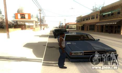 ENB Series v077 Light Effect pour GTA San Andreas