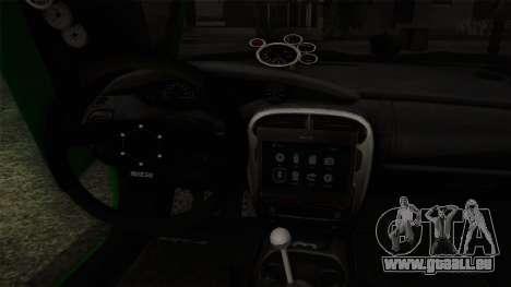 Dodge Neon SRT-4 Custom 2006 pour GTA San Andreas vue de droite