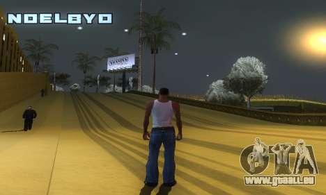 ENB Series v077 Light Effect pour GTA San Andreas cinquième écran