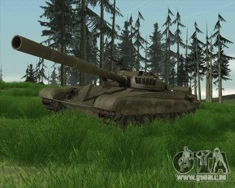T-72 pour GTA San Andreas