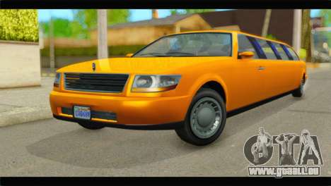GTA 5 Dundreary Stretch pour GTA San Andreas