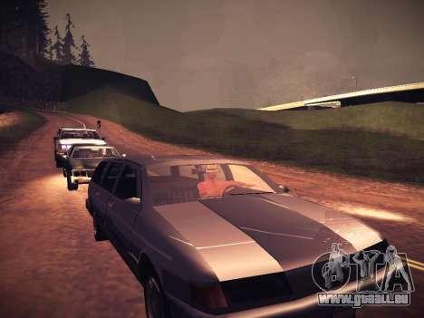 ENB Caramelo pour GTA San Andreas quatrième écran