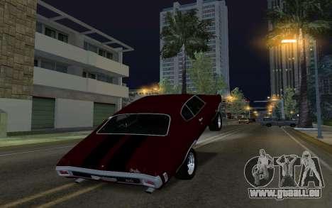 Auto-Wheelie für GTA San Andreas dritten Screenshot