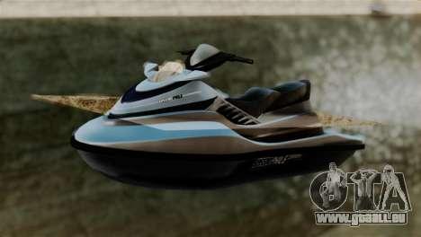 Seashark from GTA 5 pour GTA San Andreas