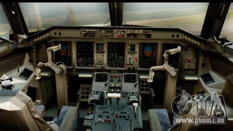 Embraer 175 PLL LOT Retro für GTA San Andreas rechten Ansicht
