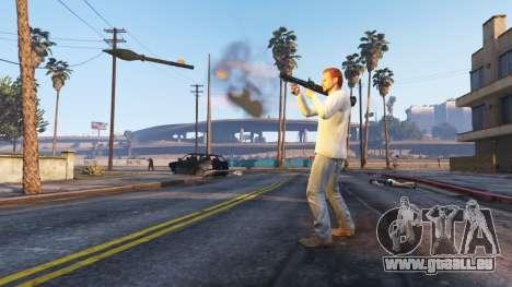 GTA 5 Ped Riot (ein Aufstand der Bürger von Los Santos dritten Screenshot