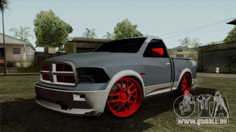 Dodge Ram QuickSilver pour GTA San Andreas