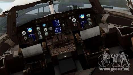Boeing KC-767 Japan Air Self-Defense Force pour GTA San Andreas vue arrière
