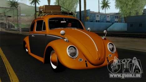 Volkswagen Beetle 1969 für GTA San Andreas