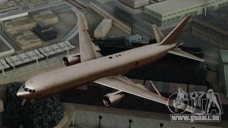 Boeing KC-767 Japan Air Self-Defense Force pour GTA San Andreas
