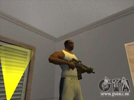 Große russische Maschinen für GTA San Andreas zweiten Screenshot