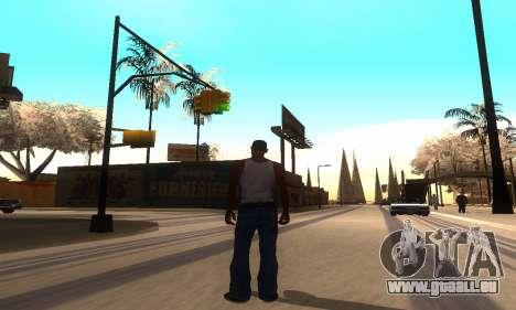 ENB Series pour PC moyen pour GTA San Andreas deuxième écran