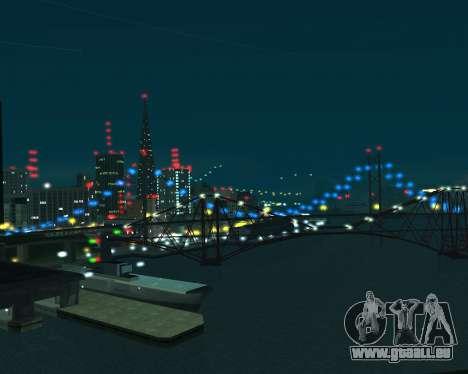 Project 2dfx 2.5 pour GTA San Andreas quatrième écran