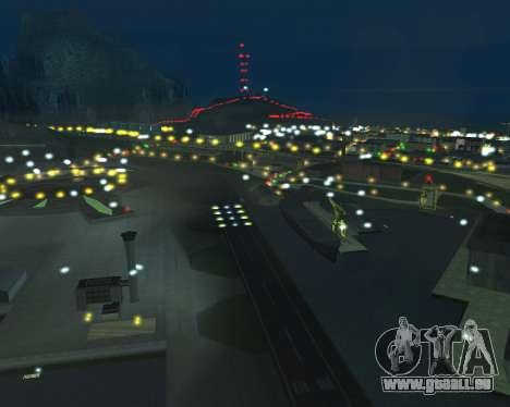 Project 2dfx 2.5 pour GTA San Andreas sixième écran
