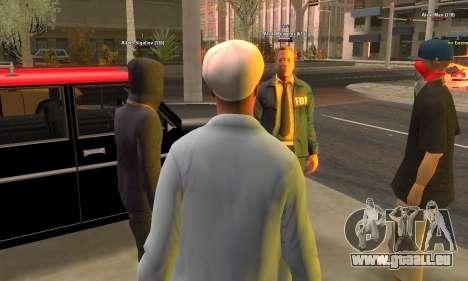 Timecyc & Colormod pour GTA San Andreas deuxième écran