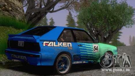 Wheels Pack v.2 pour GTA San Andreas troisième écran
