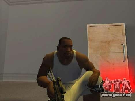 Große russische Maschinen für GTA San Andreas dritten Screenshot