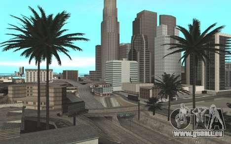 Colormod & ENBSeries pour GTA San Andreas deuxième écran