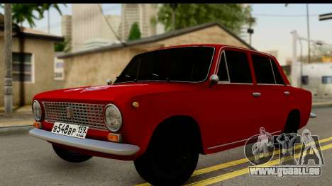 VAZ 2101 FOX pour GTA San Andreas