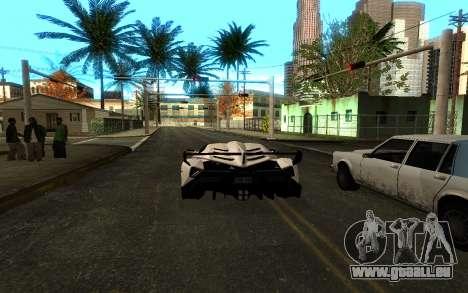 Colormod & ENBSeries pour GTA San Andreas quatrième écran