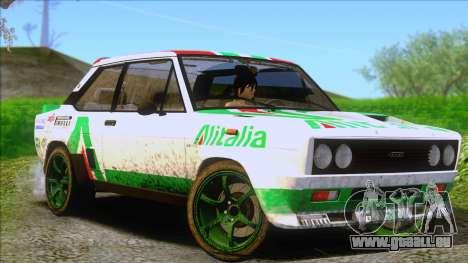 Wheels Pack v.2 für GTA San Andreas zweiten Screenshot
