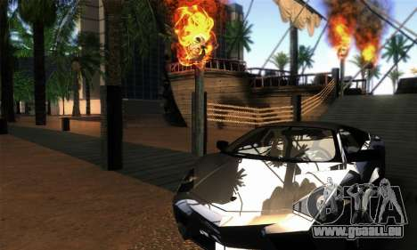 Trigga Snupes ENB pour GTA San Andreas